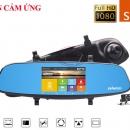 Camera tích hợp gương JVIN S6