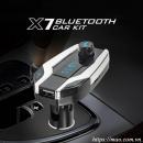 X7 bluetooth